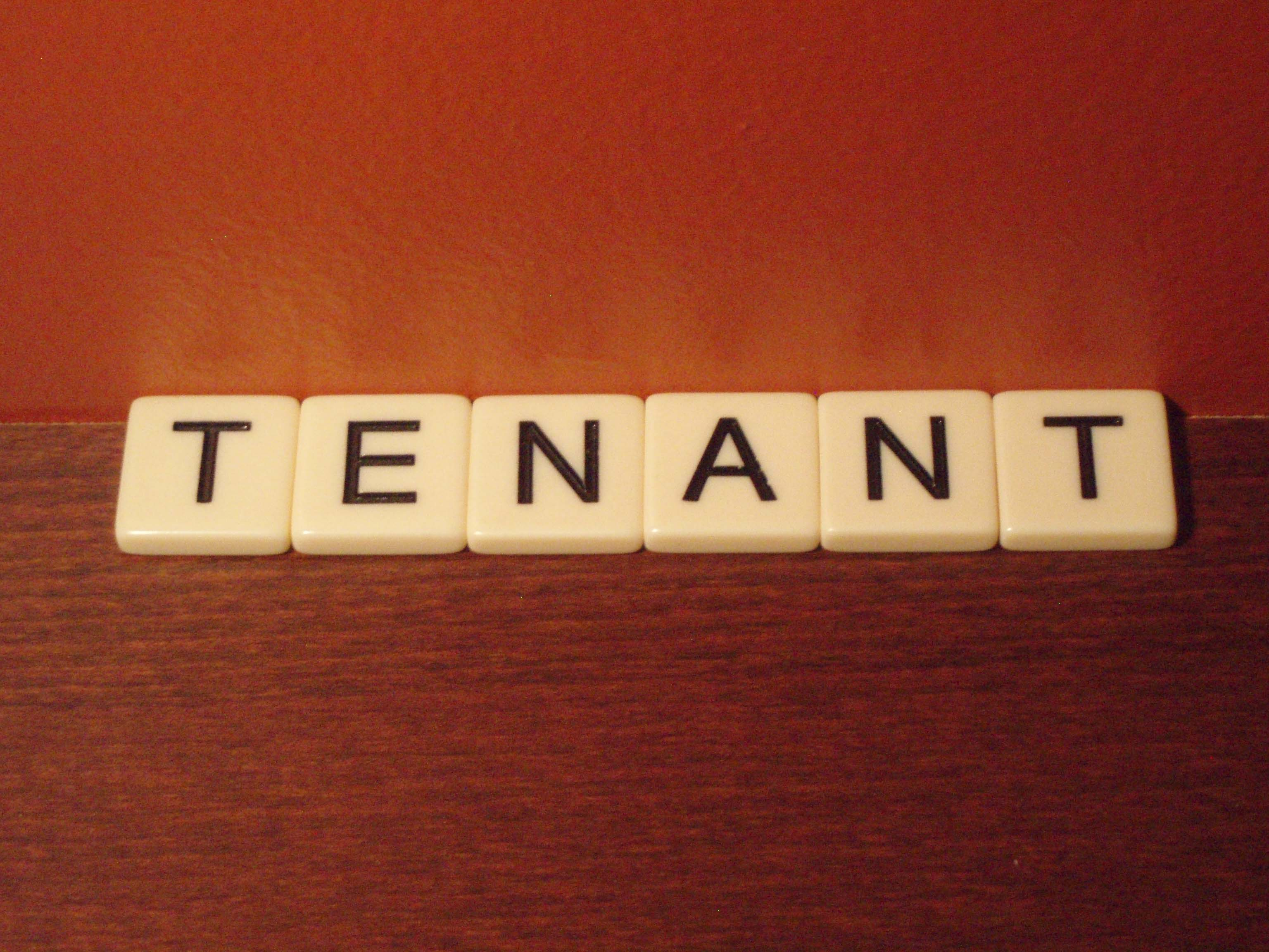 Can Tenant Live In Commercial Property