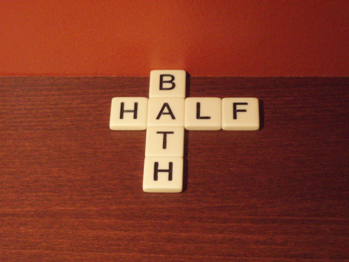 What Is A Half Bathroom Real Estate Definition