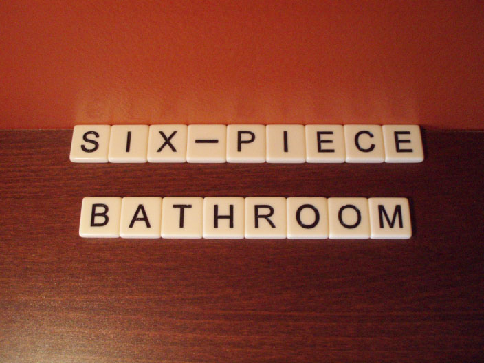 What Is A 6 Piece Bathroom Real Estate Definition