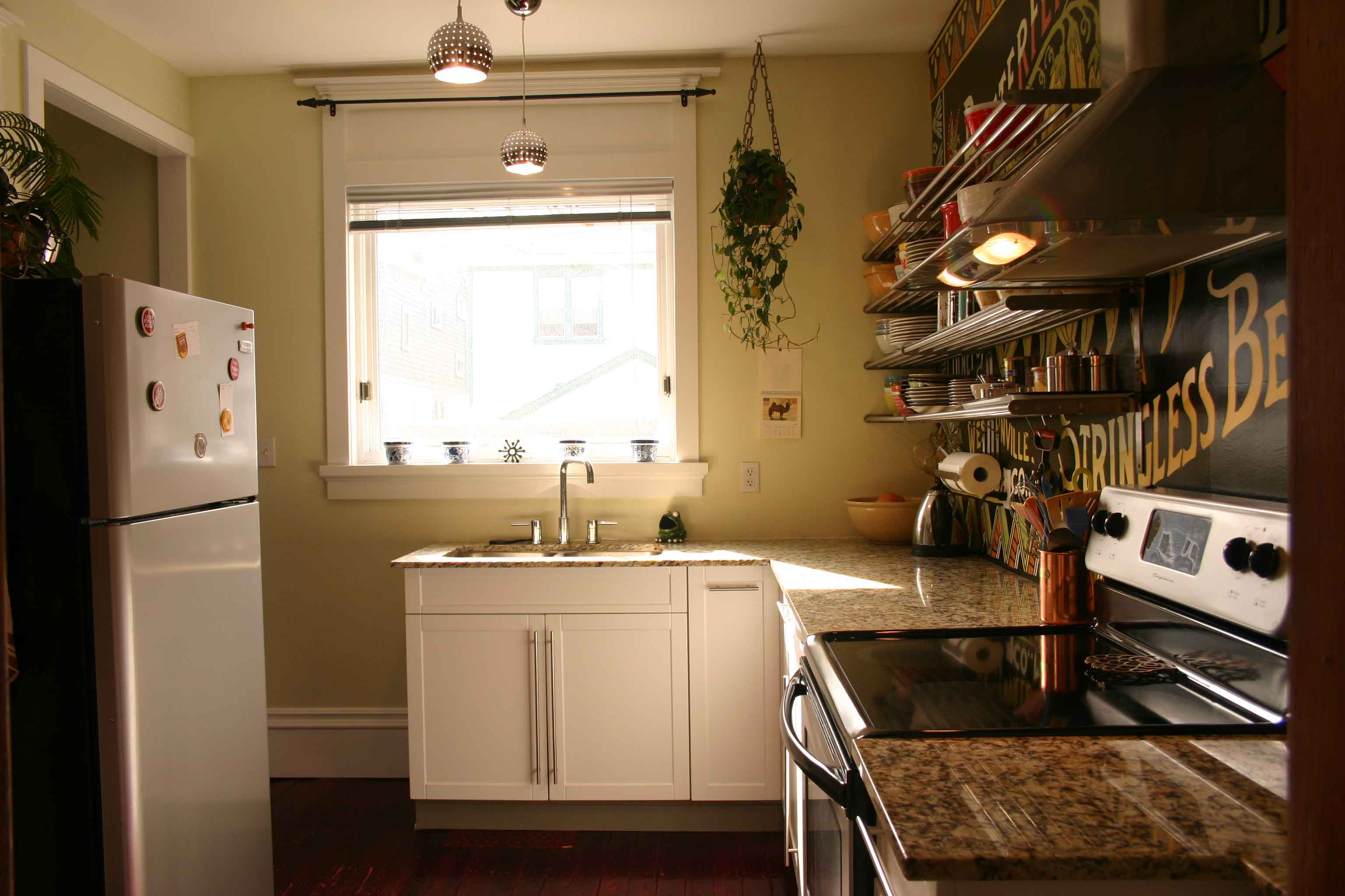 Fully Renovated Kitchen In A House In Winnipeg, Manitoba