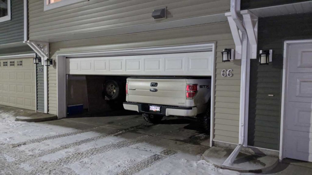 Buyers beware is that garage going to work gimme shelter for How much is a one car garage