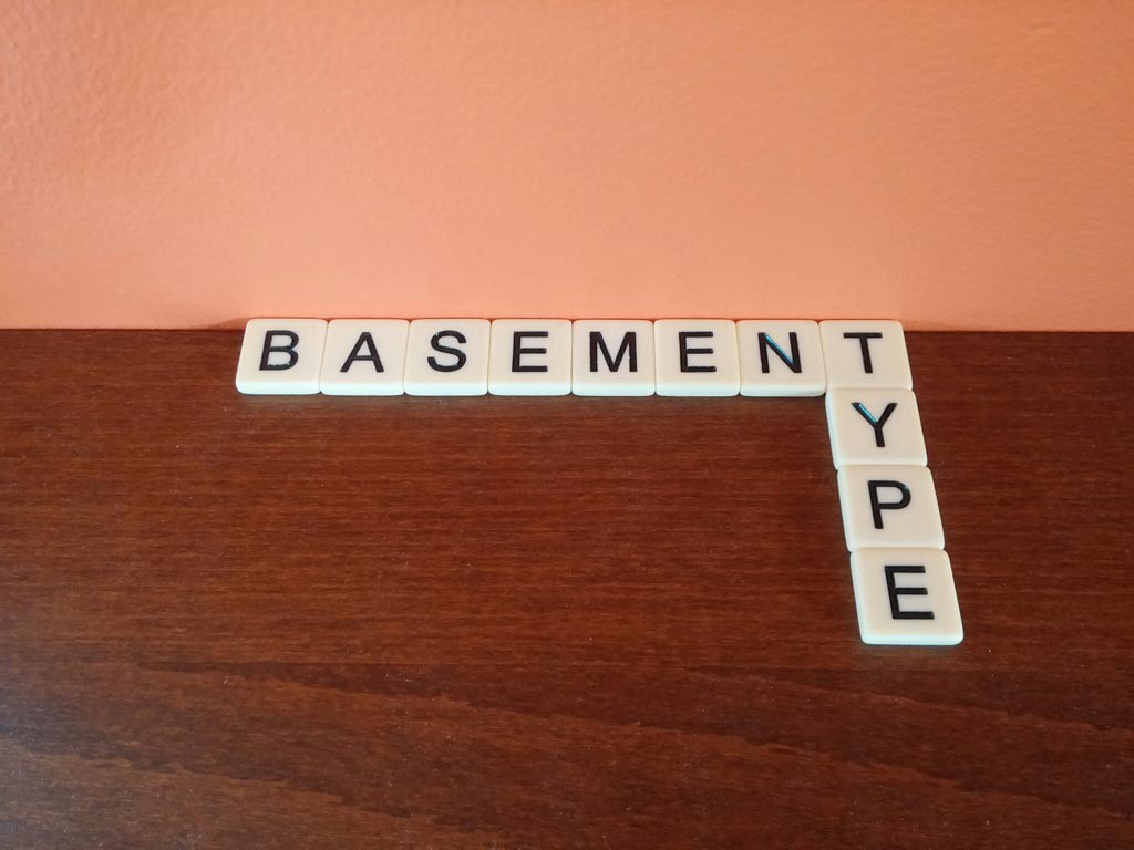 what are basement types real estate definition gimme shelter